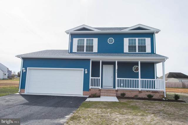 1708 Cedar Street, POCOMOKE CITY, MD 21851 (#MDWO116036) :: Dawn Wolf Team
