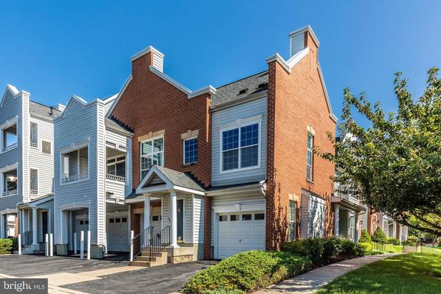 10797 Symphony Way #208, COLUMBIA, MD 21044 (#MDHW283946) :: AJ Team Realty