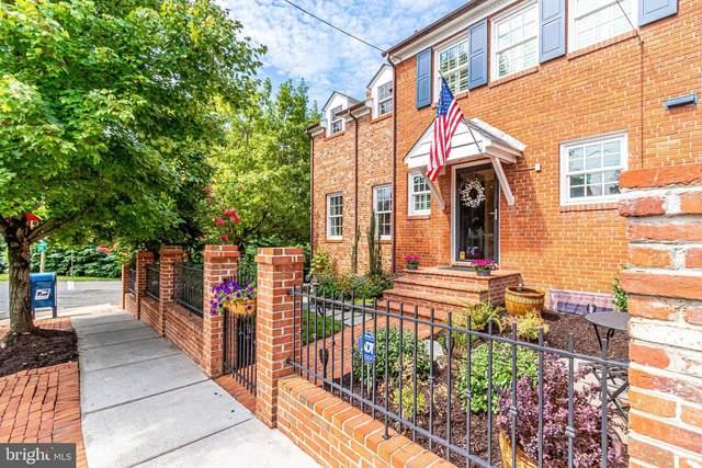 833 S Fairfax Street, ALEXANDRIA, VA 22314 (#VAAX249846) :: Debbie Dogrul Associates - Long and Foster Real Estate
