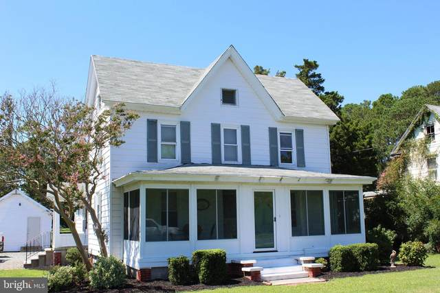 10048 Deal Island Road, DEAL ISLAND, MD 21821 (#MDSO103834) :: The Redux Group