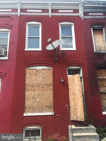 1950 Ridgehill Avenue, BALTIMORE, MD 21217 (#MDBA520774) :: SURE Sales Group
