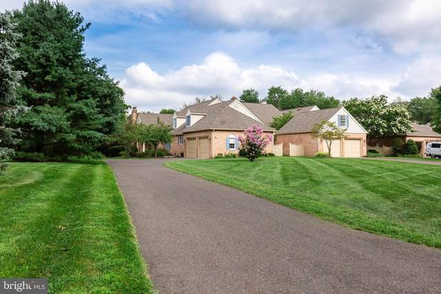 441 Windrow Clusters Drive, MOORESTOWN, NJ 08057 (MLS #NJBL379544) :: Kiliszek Real Estate Experts