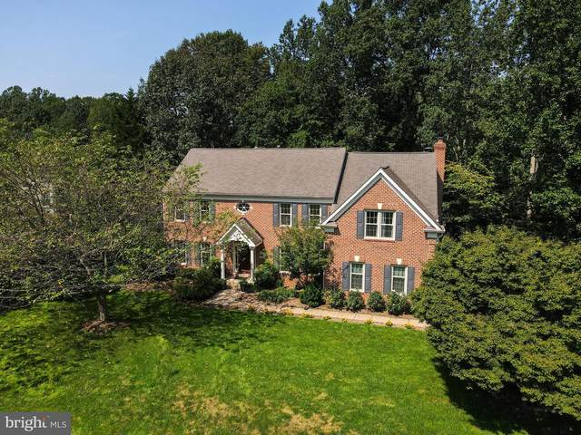 13040 Brookmead Drive, MANASSAS, VA 20112 (#VAPW502444) :: Debbie Dogrul Associates - Long and Foster Real Estate