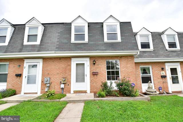 5 Consett Place 3B, FREDERICK, MD 21701 (#MDFR269278) :: AJ Team Realty