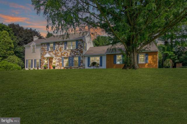 1118 Dorset Drive, WEST CHESTER, PA 19382 (#PACT513934) :: John Lesniewski   RE/MAX United Real Estate