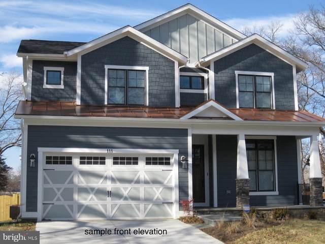 406 Plum Street SW, VIENNA, VA 22180 (#VAFX1148866) :: Blackwell Real Estate