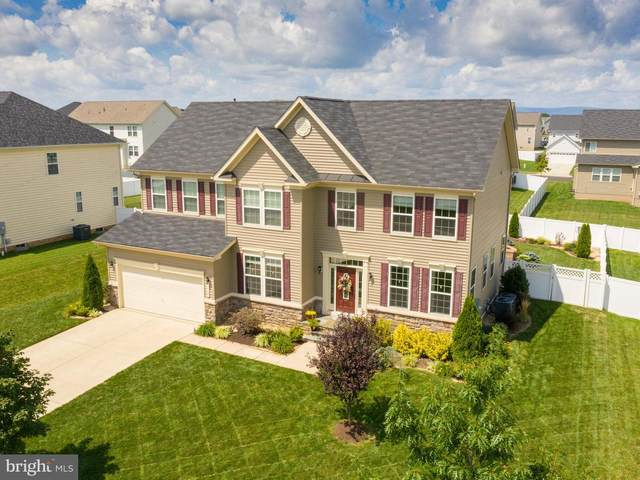 112 Radford Court, STEPHENS CITY, VA 22655 (#VAFV159242) :: Debbie Dogrul Associates - Long and Foster Real Estate