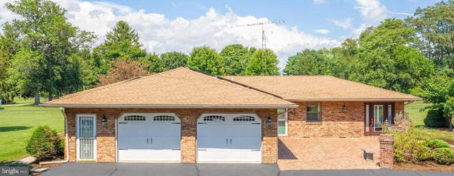 12319 Itnyre Road, SMITHSBURG, MD 21783 (#MDWA174058) :: Pearson Smith Realty