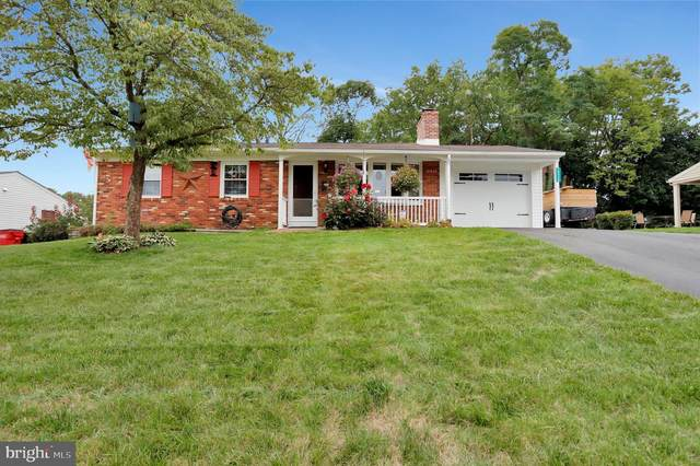 10920 Gaywood Drive, HAGERSTOWN, MD 21740 (#MDWA174062) :: AJ Team Realty