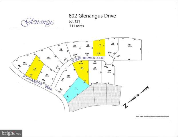 802 Glenangus Drive, BEL AIR, MD 21015 (#MDHR250616) :: Better Homes Realty Signature Properties