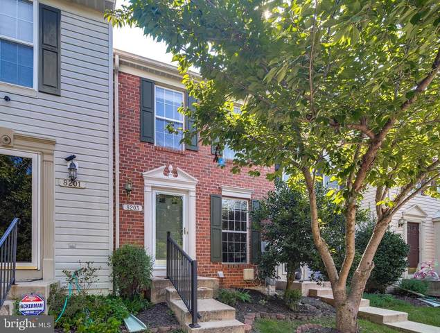 8203 Water Lily Way, LAUREL, MD 20724 (#MDAA443658) :: Advon Group