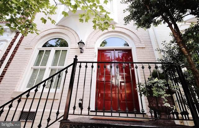 118 Queen Street, ALEXANDRIA, VA 22314 (#VAAX249872) :: Debbie Dogrul Associates - Long and Foster Real Estate