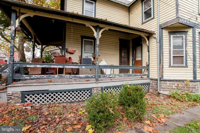 449 E Broad Street, QUAKERTOWN, PA 18951 (#PABU504562) :: ExecuHome Realty