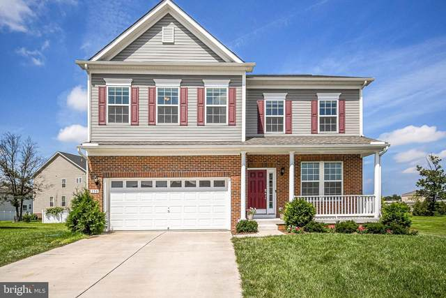 158 Cedar Mountain Drive, STEPHENS CITY, VA 22655 (#VAFV159266) :: Debbie Dogrul Associates - Long and Foster Real Estate