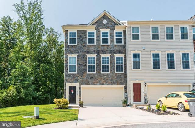 1415 Livingston Square, BEL AIR, MD 21015 (#MDHR250646) :: The Dailey Group