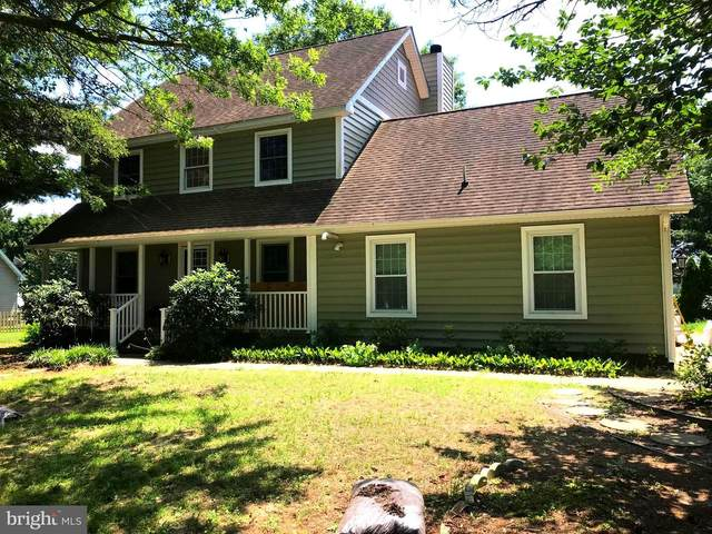 131 Harbinger Drive, LEWES, DE 19958 (#DESU166932) :: Keller Williams Realty - Matt Fetick Team