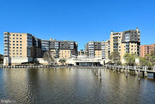 1250 S Washington Street #709, ALEXANDRIA, VA 22314 (#VAAX249894) :: Debbie Dogrul Associates - Long and Foster Real Estate