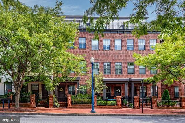 219 West Street, ANNAPOLIS, MD 21401 (#MDAA443726) :: Pearson Smith Realty
