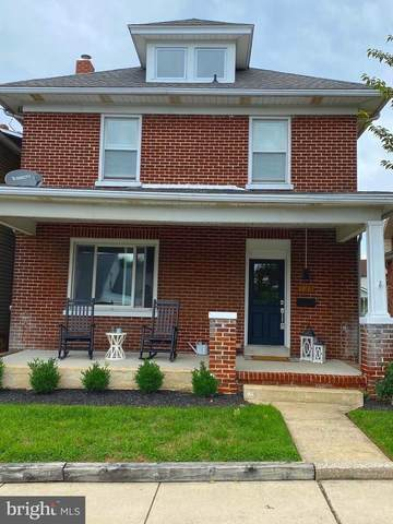 121 S Park Street, DALLASTOWN, PA 17313 (#PAYK143614) :: TeamPete Realty Services, Inc