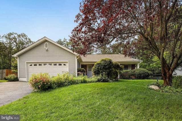 3907 Quisenberry Drive, ALEXANDRIA, VA 22309 (#VAFX1149044) :: Debbie Dogrul Associates - Long and Foster Real Estate
