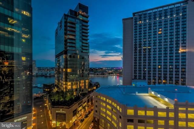 675 President Street #1502, BALTIMORE, MD 21202 (#MDBA520916) :: The Putnam Group