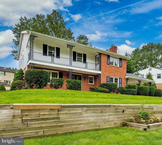 10411 Gatewood Terrace, SILVER SPRING, MD 20903 (#MDMC721630) :: Pearson Smith Realty