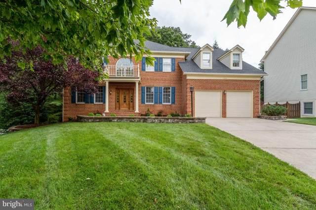 6104 Woodland Stream Drive, ALEXANDRIA, VA 22310 (#VAFX1149098) :: Debbie Dogrul Associates - Long and Foster Real Estate