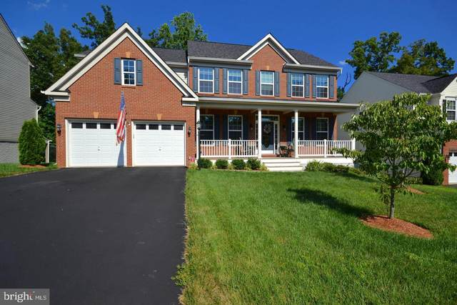 15361 Wits End Drive, WOODBRIDGE, VA 22193 (#VAPW502516) :: Debbie Dogrul Associates - Long and Foster Real Estate