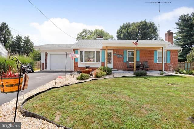 21 Haywood Circle, HAGERSTOWN, MD 21740 (#MDWA174078) :: Sunrise Home Sales Team of Mackintosh Inc Realtors