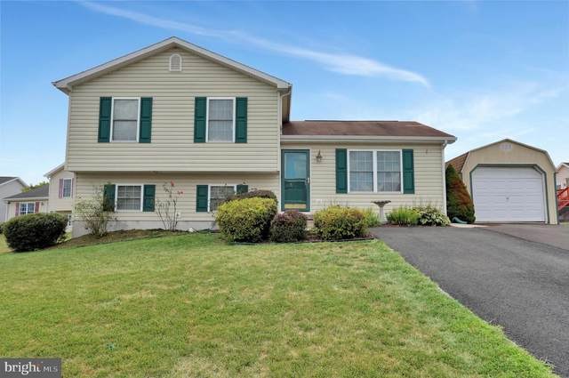 36 Pluto Place, MARTINSBURG, WV 25404 (#WVBE179642) :: Pearson Smith Realty