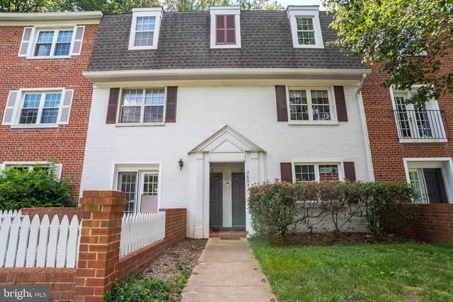 2603 S Walter Reed Drive C, ARLINGTON, VA 22206 (#VAAR168038) :: Debbie Dogrul Associates - Long and Foster Real Estate