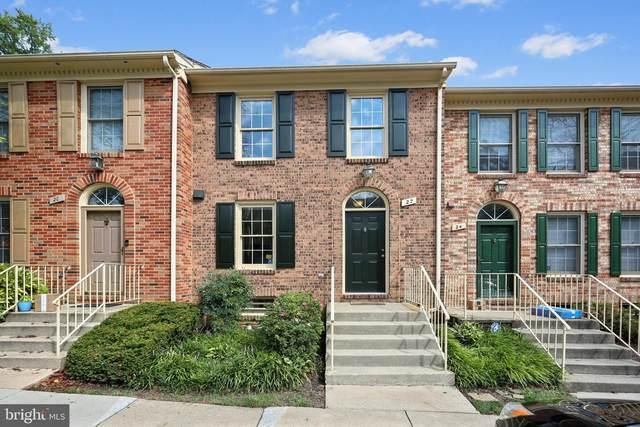 22 Grove Ridge Court #85, NORTH BETHESDA, MD 20852 (#MDMC721696) :: The Riffle Group of Keller Williams Select Realtors
