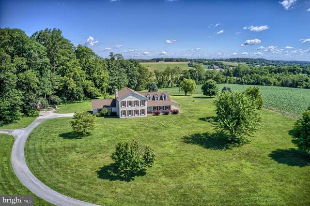 2200 Blacks Schoolhouse Road, TANEYTOWN, MD 21787 (#MDCR199034) :: AJ Team Realty
