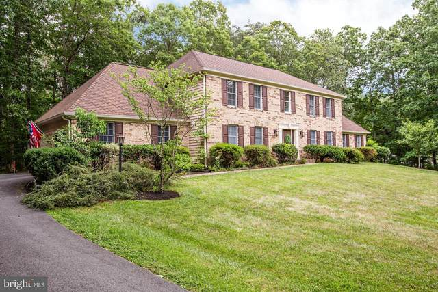 8105 Waterford Drive, SPOTSYLVANIA, VA 22551 (#VASP224504) :: Debbie Dogrul Associates - Long and Foster Real Estate