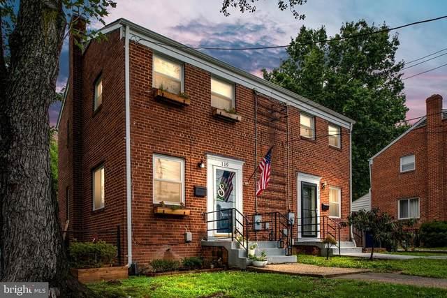 119 S Hudson Street, ALEXANDRIA, VA 22304 (#VAAX249920) :: Debbie Dogrul Associates - Long and Foster Real Estate