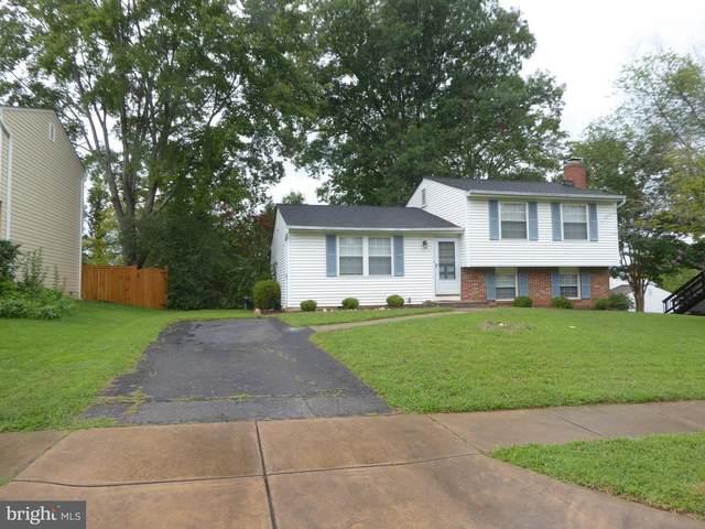 5822 Kestrell Court, BURKE, VA 22015 (#VAFX1149234) :: Debbie Dogrul Associates - Long and Foster Real Estate