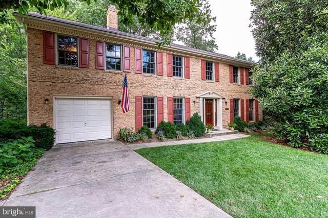 4300 Bushie Court, ALEXANDRIA, VA 22312 (#VAFX1149246) :: Debbie Dogrul Associates - Long and Foster Real Estate