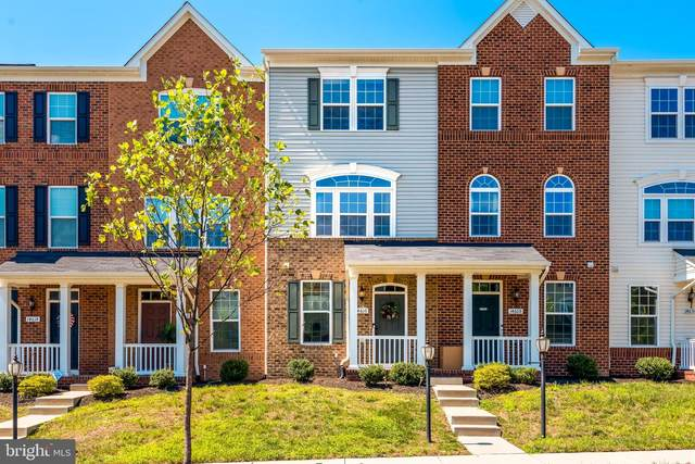 14610 Featherstone Gate Drive, WOODBRIDGE, VA 22191 (#VAPW502580) :: Debbie Dogrul Associates - Long and Foster Real Estate