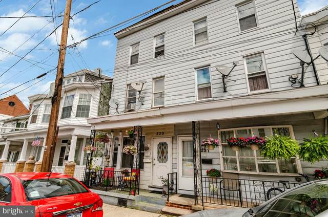 229 West Street, SHENANDOAH, PA 17976 (#PASK131948) :: The Joy Daniels Real Estate Group