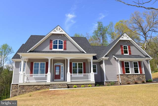 8700 Green Valley Road, UNION BRIDGE, MD 21791 (#MDFR269396) :: The Licata Group/Keller Williams Realty