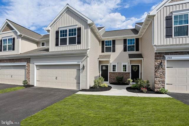 1630 Haralson Drive, MECHANICSBURG, PA 17055 (#PACB126980) :: TeamPete Realty Services, Inc