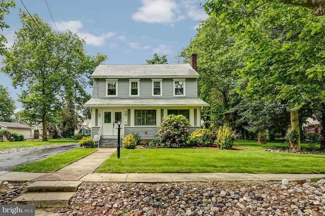 72 Kendall Boulevard, OAKLYN, NJ 08107 (MLS #NJCD400656) :: The Dekanski Home Selling Team