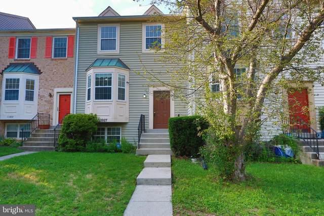 11927 Rumsfeld Terrace, SILVER SPRING, MD 20904 (#MDMC721740) :: Ultimate Selling Team