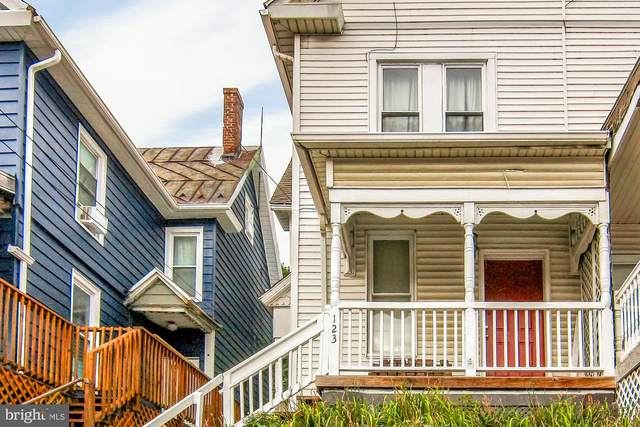 123 S 2ND Street, STEELTON, PA 17113 (#PADA124722) :: The Joy Daniels Real Estate Group