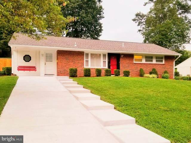 5320 Moultrie Road, SPRINGFIELD, VA 22151 (#VAFX1149324) :: Debbie Dogrul Associates - Long and Foster Real Estate