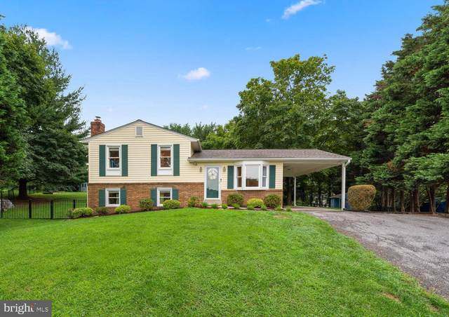 13987 W Annapolis Court, MOUNT AIRY, MD 21771 (#MDFR269422) :: The Licata Group/Keller Williams Realty