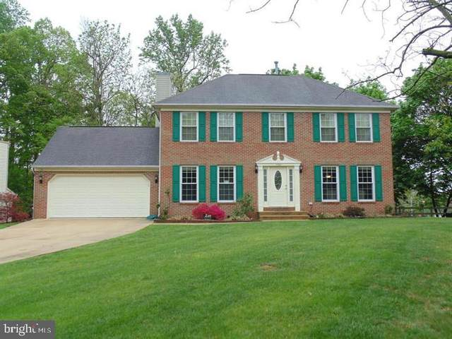 11501 Burning Tree Court, BOWIE, MD 20721 (#MDPG578262) :: Pearson Smith Realty