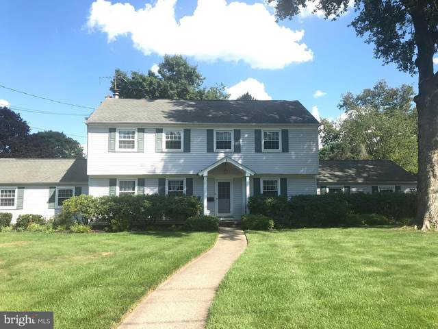 6 Vanderveer Drive, LAWRENCEVILLE, NJ 08648 (#NJME300542) :: Nexthome Force Realty Partners