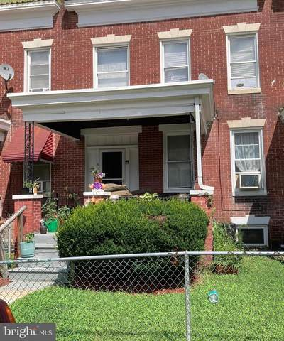 517 Mount Holly Street, BALTIMORE, MD 21229 (#MDBA521098) :: The Putnam Group