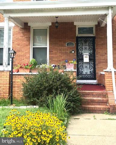 1722 E 32ND Street, BALTIMORE, MD 21218 (#MDBA521104) :: Jennifer Mack Properties